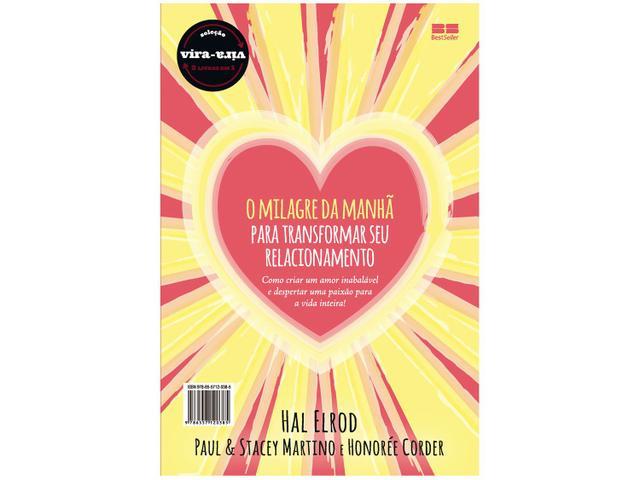 Imagem de Livro Milagre da Manhã & Milagre da Manhã