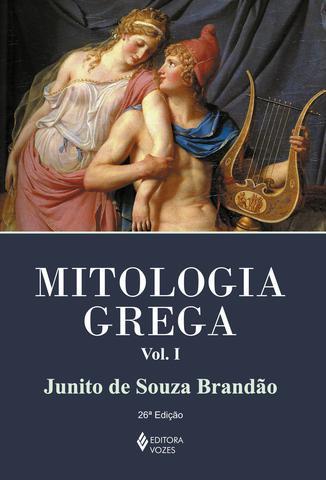 Imagem de Livro - Mitologia grega Vol. I