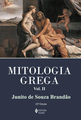 Imagem de Livro - Mitologia grega Vol. II