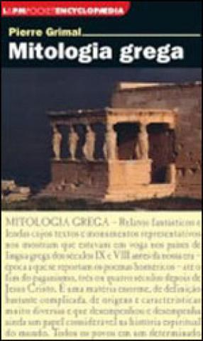 Imagem de Livro - Mitologia grega