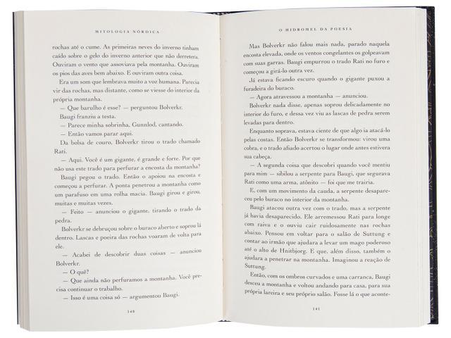 Imagem de Livro - Mitologia Nórdica