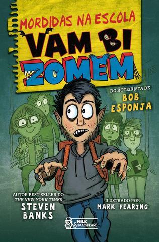 Imagem de Livro - Mordidas na escola - Vambizomem