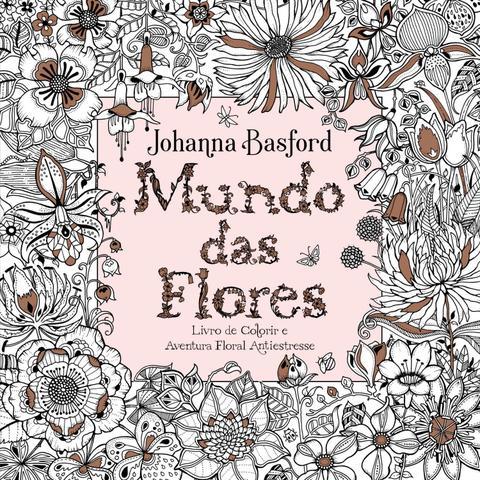 Imagem de Livro - Mundo das flores