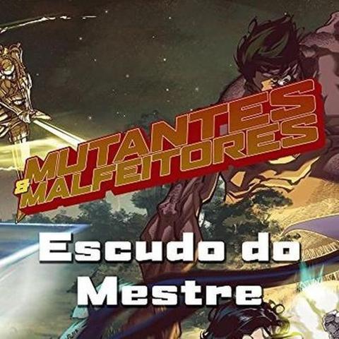 Imagem de Livro Mutantes e Malfeitores Escudo Do Mestre