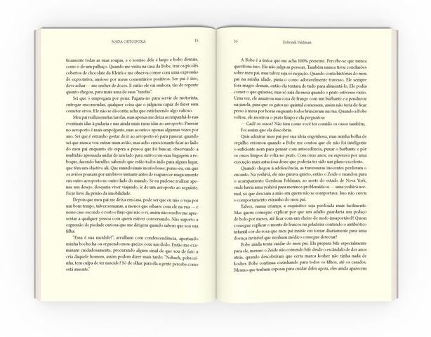 Imagem de Livro - Nada Ortodoxa