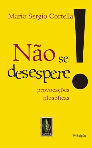 Imagem de Livro - Não se desespere!