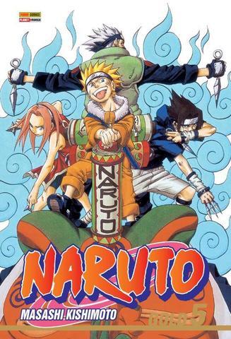 Imagem de Livro - Naruto Gold Vol. 05