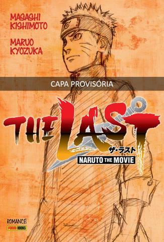 Imagem de Livro - Naruto The Last Vol. 1