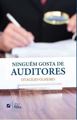 Imagem de Livro - Ninguém gosta de auditores