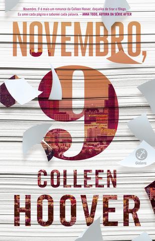 Imagem de Livro - Novembro, 9