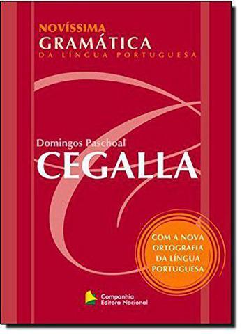 Imagem de Livro - Novíssima gramatica da Língua Portuguesa
