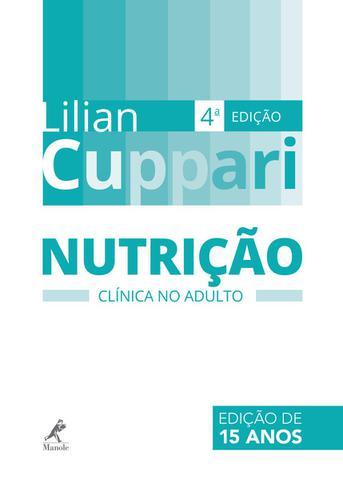 Imagem de Livro - Nutrição clínica no adulto
