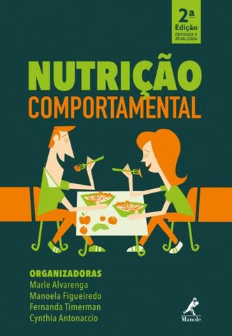 Imagem de Livro - Nutrição comportamental