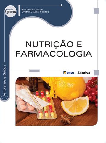 Imagem de Livro - Nutrição e farmacologia