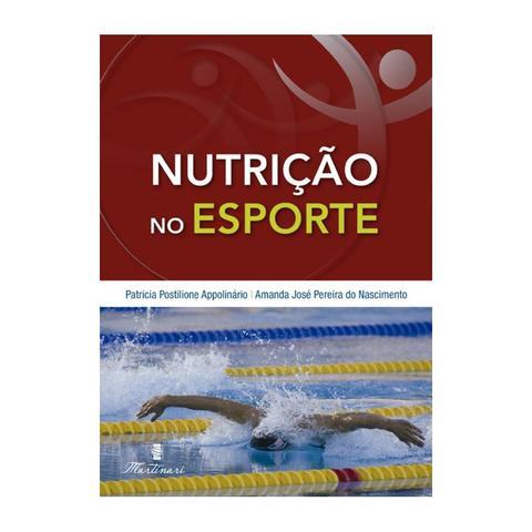 Imagem de Livro - Nutrição no Esporte - Appolinário