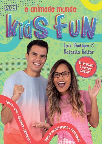 Imagem de Livro - O Animado Mundo Kids Fun