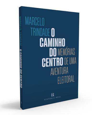 Imagem de Livro - O Caminho do Centro