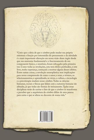 Imagem de Livro - O cérebro que se transforma