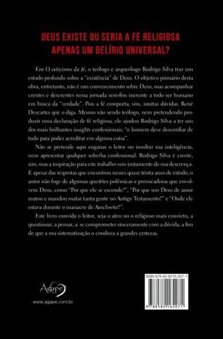Imagem de Livro - O ceticismo da fé