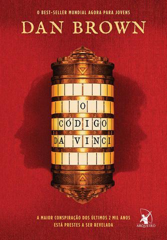 Imagem de Livro - O código Da Vinci, O – Edição especial para jovens