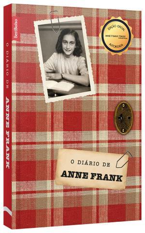 Imagem de Livro - O diário de Anne Frank (edição de bolso)