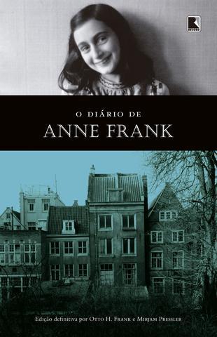 Imagem de Livro - O diário de Anne Frank (edição oficial)