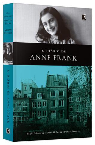Imagem de Livro - O diário de Anne Frank