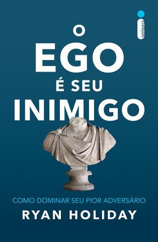 Imagem de Livro - O ego é seu inimigo