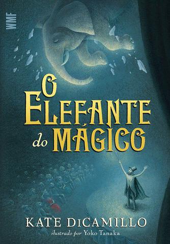 Imagem de Livro - O elefante do mágico