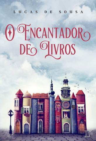 Imagem de Livro - O Encantador de Livros
