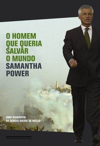 Imagem de Livro - O homem que queria salvar o mundo