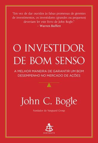 Imagem de Livro - O investidor de bom senso