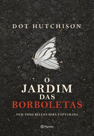 Imagem de Livro - O jardim das borboletas
