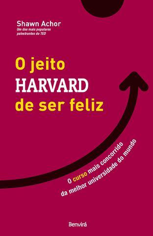 Imagem de Livro - O jeito Harvard de ser feliz