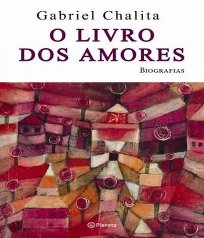 Imagem de Livro - O livro dos amores