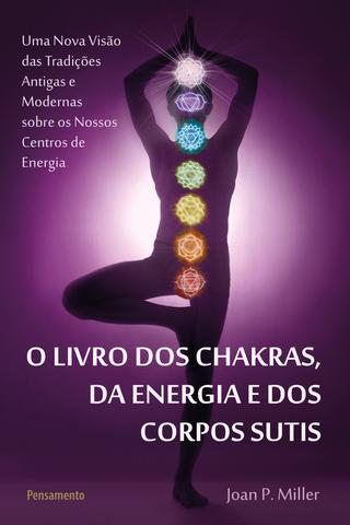 Imagem de Livro - O Livro dos Chakras da Energia e dos Corpos Sutis