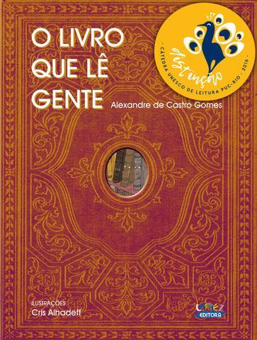 Imagem de Livro - O livro que lê gente