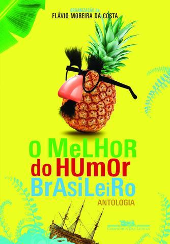 Imagem de Livro - O melhor do humor brasileiro