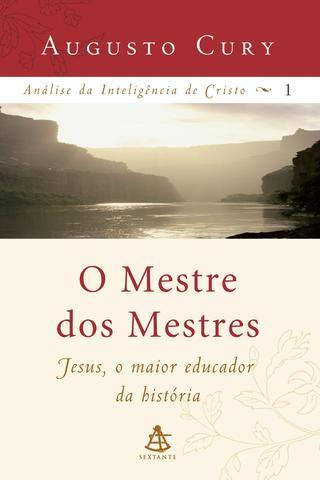Imagem de Livro - O Mestre dos mestres