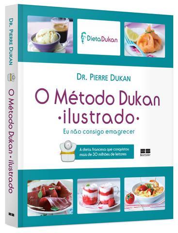 Imagem de Livro - O método Dukan ilustrado