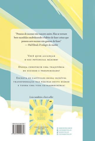 Imagem de Livro - O milagre da manhã: Diário