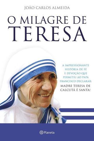 Imagem de Livro - O milagre de Teresa