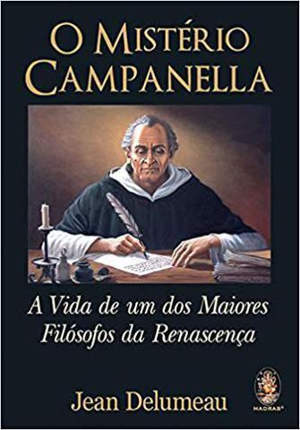 Imagem de Livro - O mistério Campanella