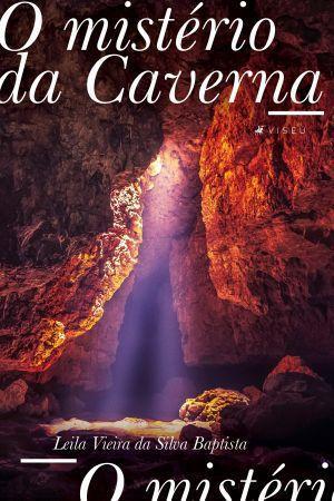 Imagem de Livro - O mistério da caverna