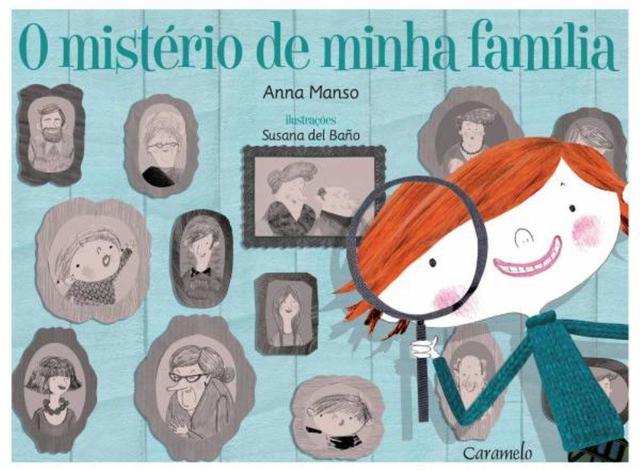 Imagem de Livro - O mistério de minha família
