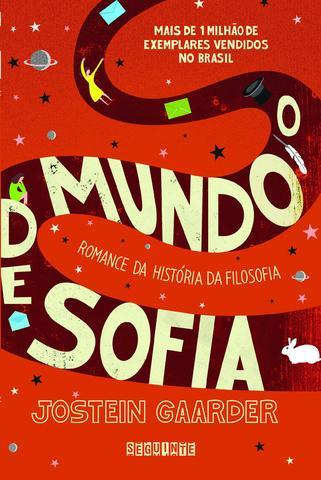 Imagem de Livro - O mundo de Sofia