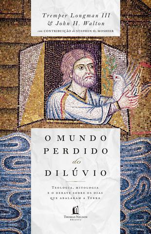 Imagem de Livro - O mundo perdido do dilúvio