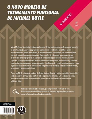 Imagem de Livro - O Novo Modelo de Treinamento Funcional de Michael Boyle