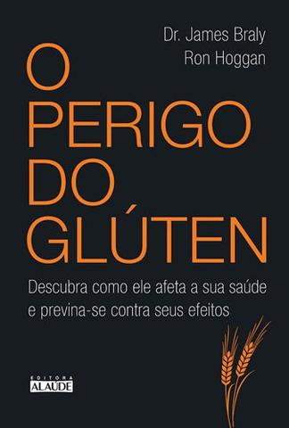 Imagem de Livro - O perigo do glúten