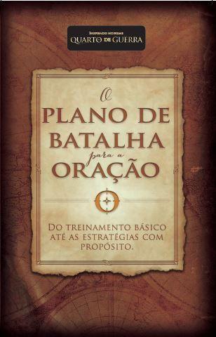 Imagem de Livro - O plano de batalha para a oração